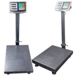 Oportunidade - Balança Plataforma Digital 150kg A Bateria - Painel Digital