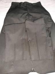 Conjunto de calça + paletó novos !