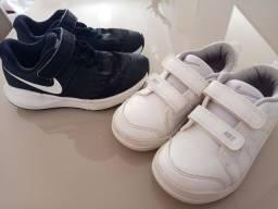 Tênis Nike infantil 26 e 27