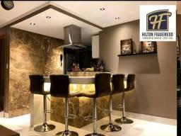 Apartamento com 2 dormitórios à venda, 58 m² por R$ 280.000,00 - Bessa - João Pessoa/PB