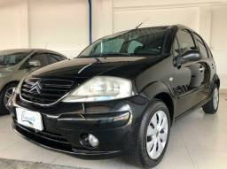 Citroën - C3 1.4 Exclusive . Couro ( Completo)