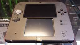 Nintendo 2Ds Desbloqueado com Cartao de 32Gb