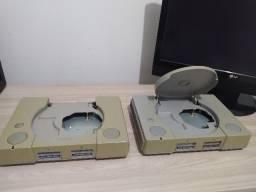 Lote de Playstation 1 Fat