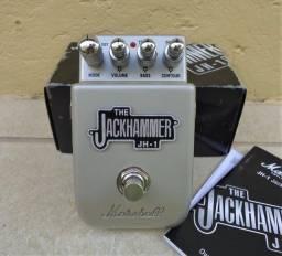 Pedal Marshall JH-1 Jackhammer para Guitarra