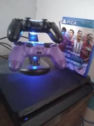 Playstation 4 + jogos
