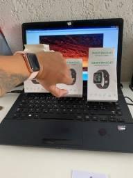 Smartwatch Y68 / D20   Bluetooth / Usb / Monitor Pulseira Relógio Inteligente
