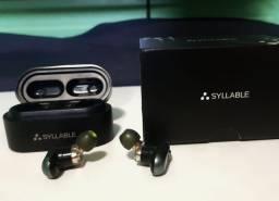 Fone de ouvido sem fio Syllable s101