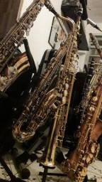 Saxofones sax com garantia de luthier
