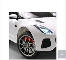 Carro infantil Jaguar 12v