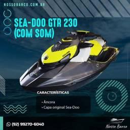 Jet Ski Sea Doo GTR 230 2020 (Compartilhado)