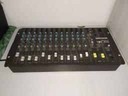 Mesa de som Wattson Ciclotron 12 canais