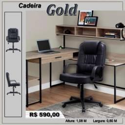 Cadeiras para Escritório - Frete Grátis para Arapongas e região.