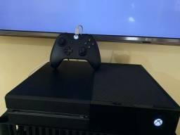 Título do anúncio: Xbox one com 140 jogos aceito ps3