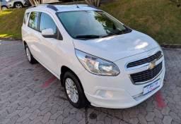 Chevrolet Spin LT 1.8 - 2014/2015 Troco/Financio