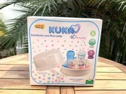 (Lacrado) Esterilizador de mamadeiras -Kuka
