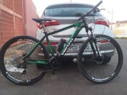 Título do anúncio: Bike VENZO FALCON SEMI NOVA !TODA REVISADA!