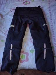 Calça de motociclista riffel de barbada tamanho 2xl