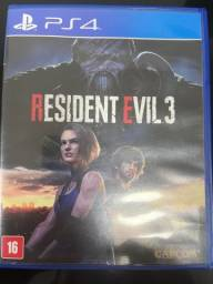 Vendo Resident Evil PS4