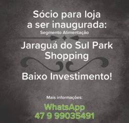 Título do anúncio: Sócio investidor para loja em Shopping