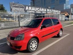 Título do anúncio: CLIO 2007/2008 1.0 AUTHENTIQUE 8V GASOLINA 2P MANUAL
