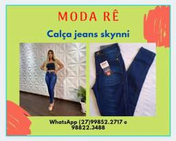 Calça jeans skynni
