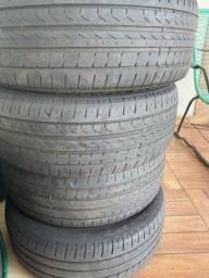 4 pneus pirelli 215/50R17