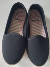 Desapego sapatilhas molekinha Tam 28