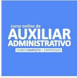 Curso de Auxiliar Administrativo