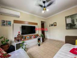 Título do anúncio: Apartamento com 2 dormitórios à venda, 65 m² por R$ 380.000,00 - Aparecida - Santos/SP