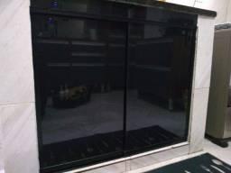instalação de portas de pia