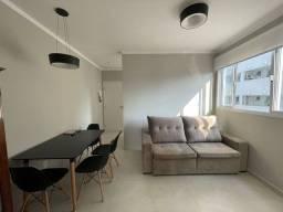 Título do anúncio: Apartamento com 1 dormitório à venda, 44 m² por R$ 580.000,00 - Ponta da Praia - Santos/SP