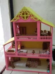 Casinha de princesa