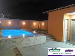 Título do anúncio: Casa 3 quartos Piscina Condomínio no Rio da Prata Campo Grande