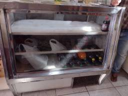 Freezer expositora 600 $