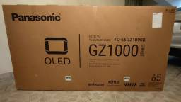 Smart TV Oled 65 Panasonic 65GZ1000 Nova na caixa com garantia de 5 meses.