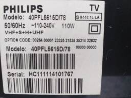 tv LCD Philips 40 polegadas