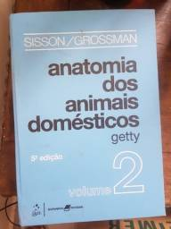 Anatomia dos animais domésticos Getty 5 edição