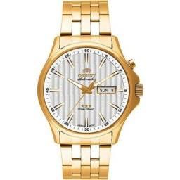 Relógio Orient Automático Dourado 469gp043