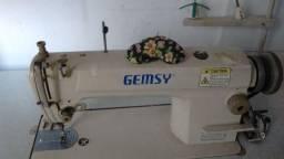 Máquina de costura reta industrial