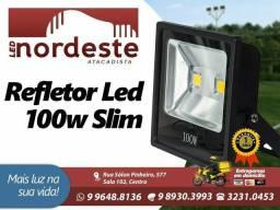 Refletor 100w led Cob