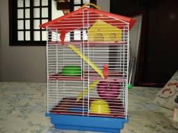 Casa 3 anda para hamster
