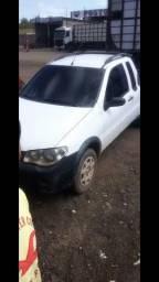 Fiat Strada - 2008