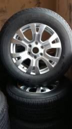 RODA RANGER Aro 18 original com pneus