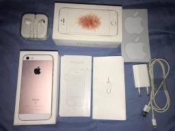 Vendo ou troco iPhone SE 32gb