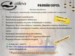 Eletricista- Caliba
