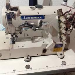 9 Máquinas de costura indústrial usada
