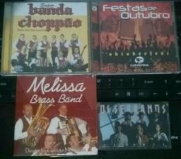 CD Super Banda Choppão, Melissa Brass Band, Oktoberfest