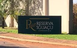 Terreno Condomínio Reserva do Iguaçu