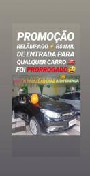 Entrada DE R$1MIL DE ENTRADA(GRAND SIENA 1.6 ESSENCE 2015)SÓ NA SHOWROOM AUTOMÓVEIS