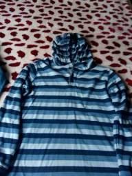 248fd9352d Camiseta + Camisa Jeans Novas Menino tam. 8 9 Anos